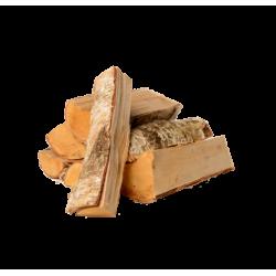 Gekloofd Berkenhout - Droog (tijdelijk uitverkocht, beschikbaar vanaf zaterdag 20 februari)