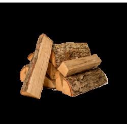 Gekloofd Eikenhout - Droog - Tijdelijk niet leverbaar